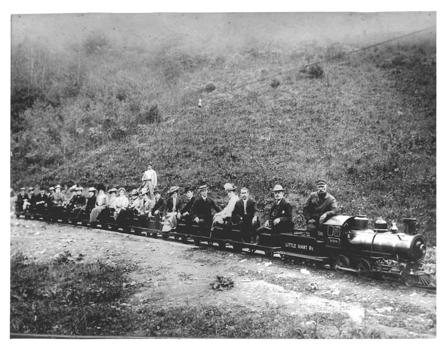 Eldridge train