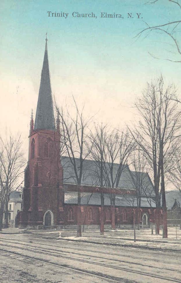 Historic photo Trinity Church