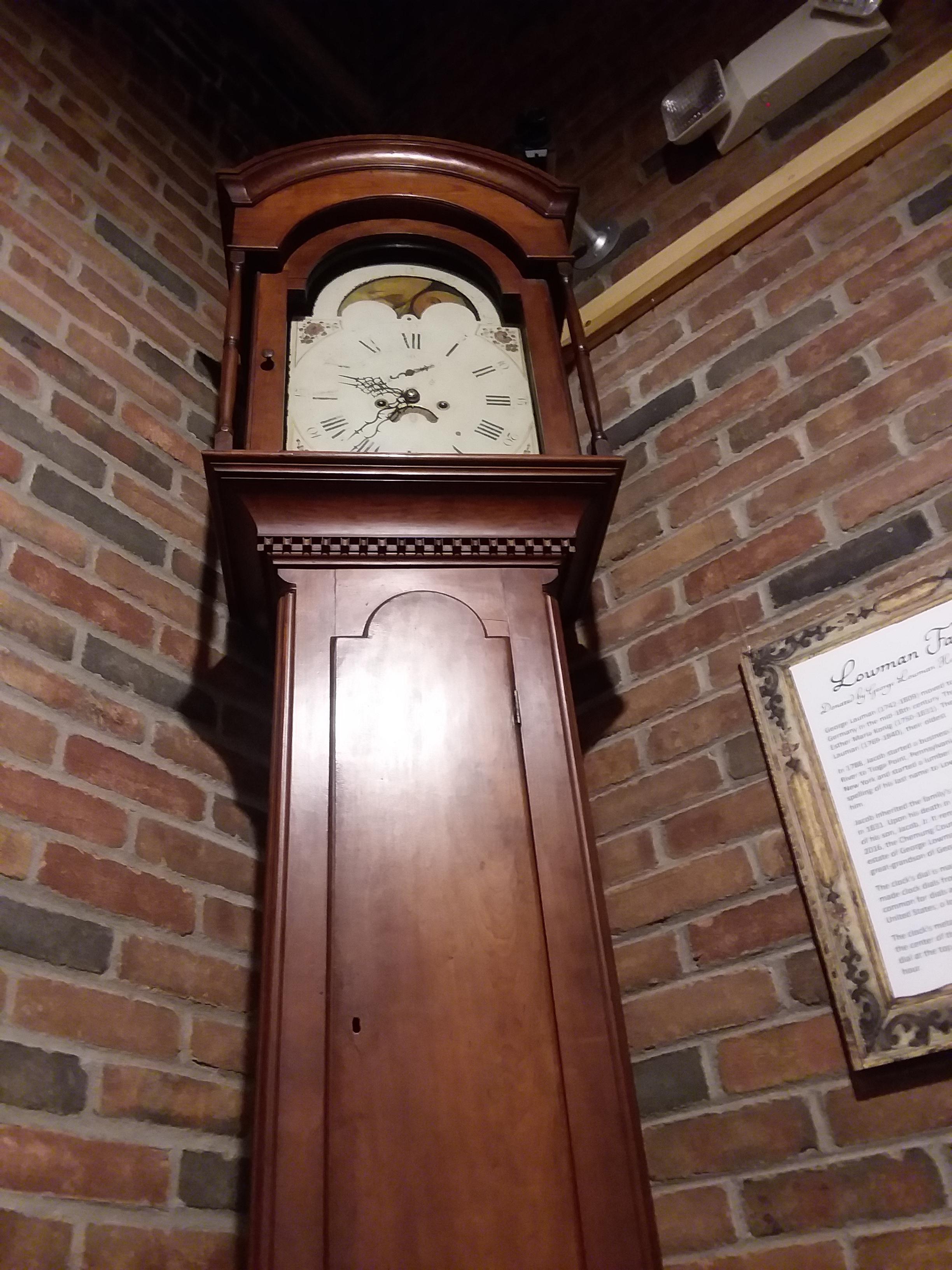 CCHS Lowman Clock