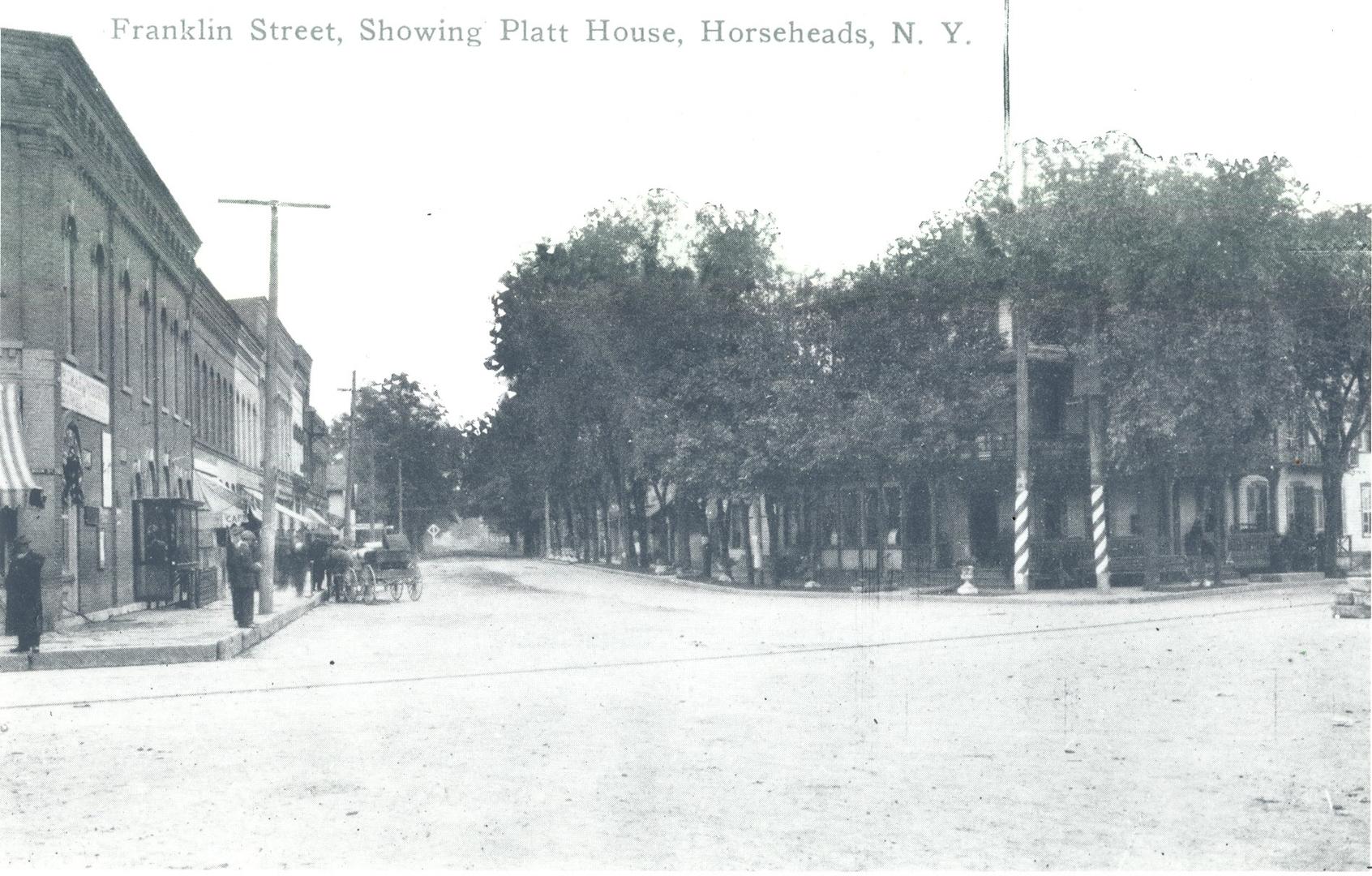 Hanover Square Horseheads, NY
