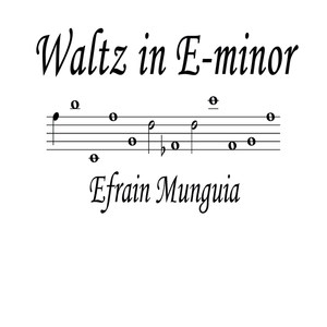 Waltz in E-minor