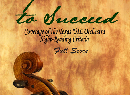 Ways to Utilize the Sight-Read to Succeed series; Part 1