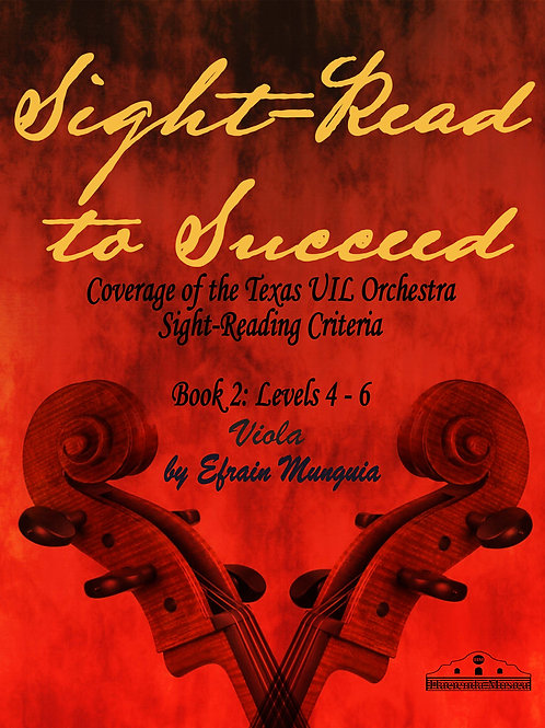 Sight-Read to Succeed: Viola, Book 2