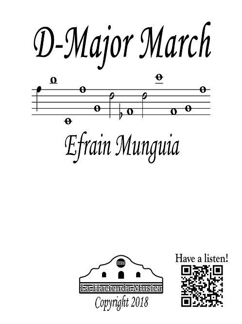 D-Major March