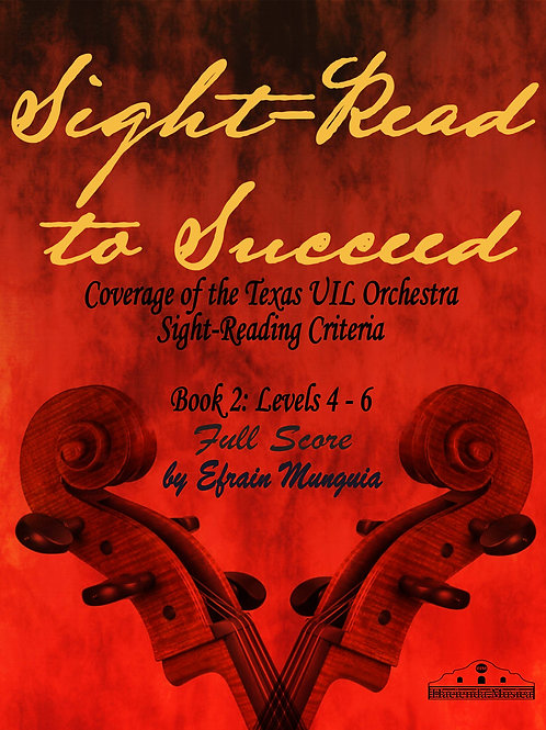 Sight-Read to Succeed: Conductor's Score, Book 2