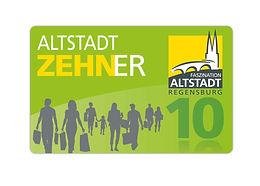 10€ Altstadtzehner Regensburg