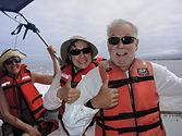 Galapagos Islands Honeymoon smile