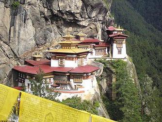 Bhutan Taktsang Tigers Nest