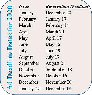2020 NCM ad deadline schedule .png