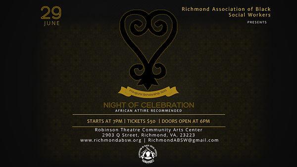 Copy of Copy of Copy of Gala Night Flyer