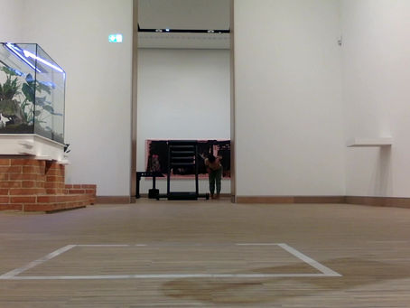 Movement Research at the Künstlerhaus