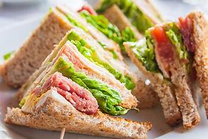Sandwich délicieux