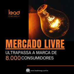 Mercado Livre de Energia Ultrapassa 8 mil consumidores