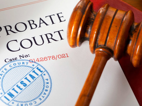 Do you need to go through probate?