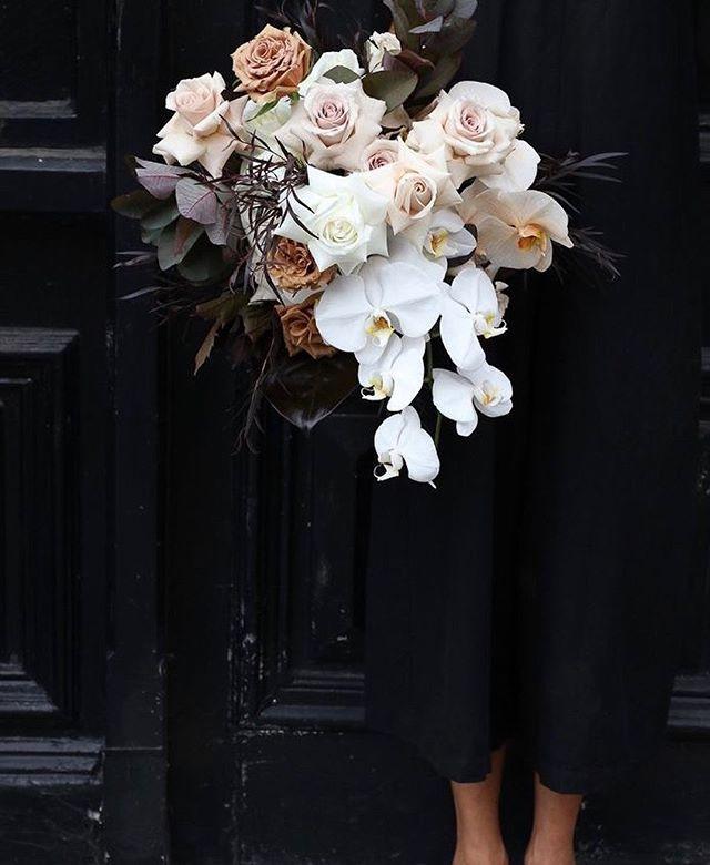 Marigolds bridal bouquet