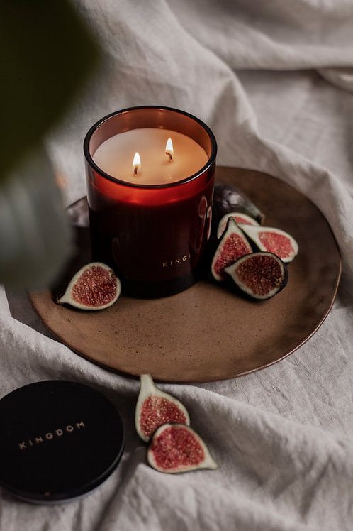 Kingdom luxury pure soy candles