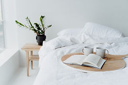 Frankly & Co French linen duvet cover