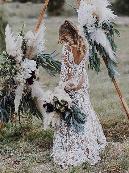 Marigolds bohemian wedding