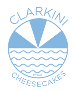 clarkini cheesecakes logo mono blue.png
