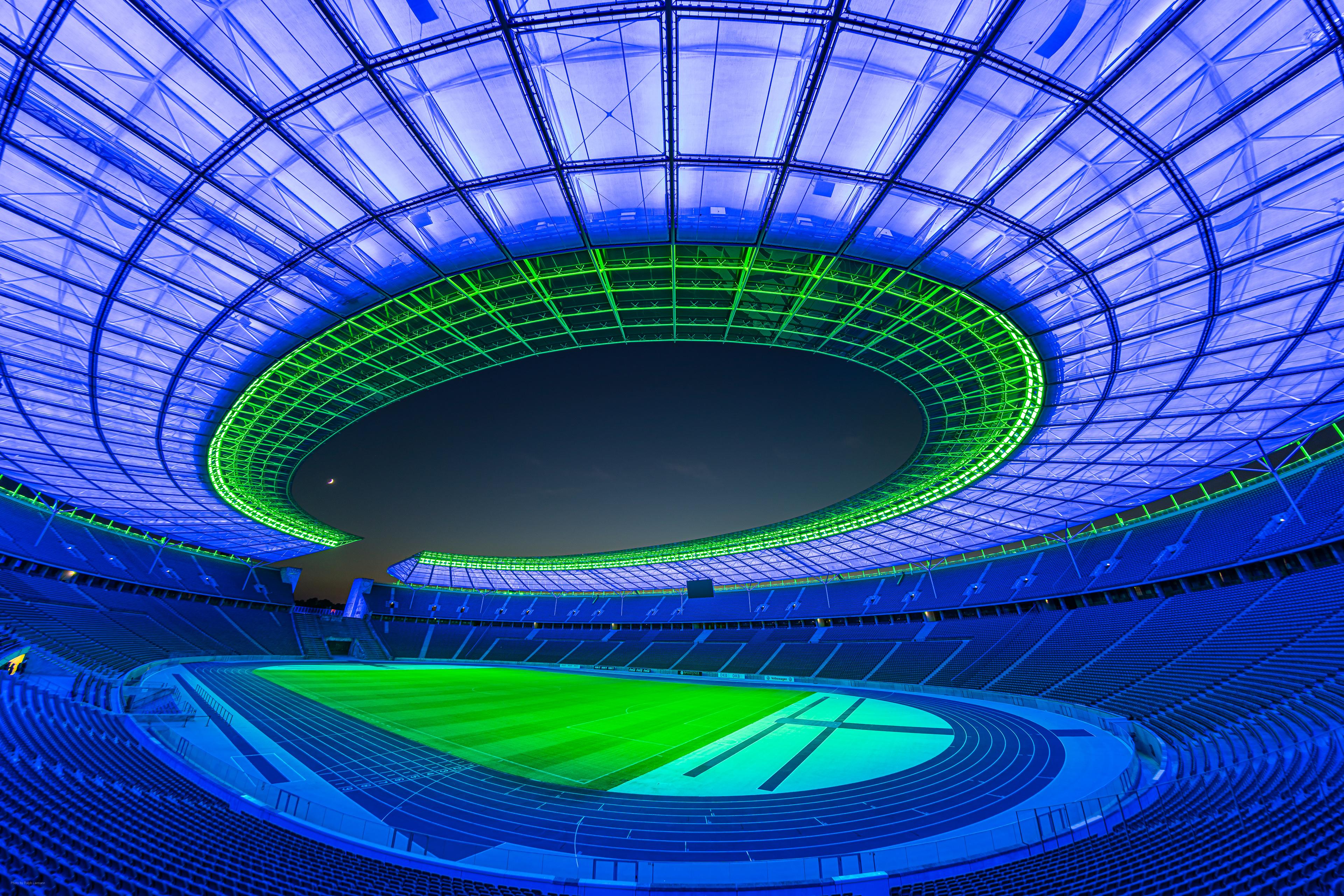 Olympiastadion Berlin 2020