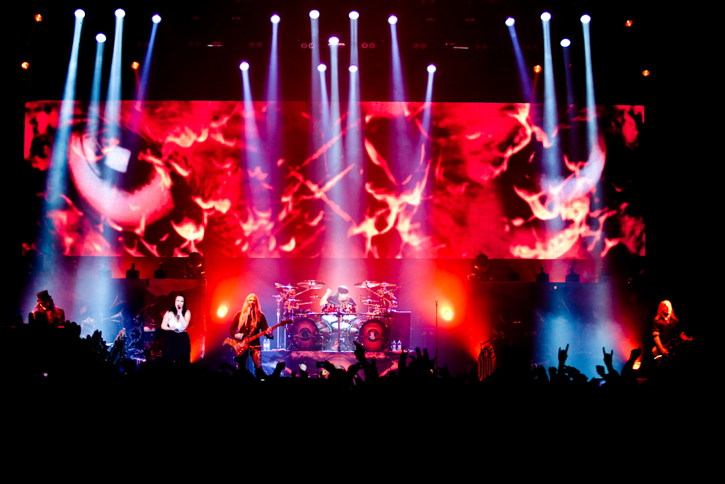 Nightwish Imaginaerum Tour 2012