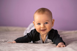 A Little Baby Boy Photography