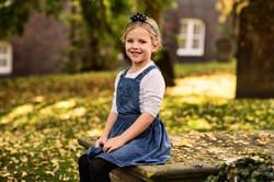 Cute Girl Portrait