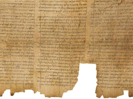 Parashat Matot-Massei and the Dead Sea Scrolls