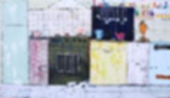 5.kitchen. oil on canvas. 65X110cm. 2013