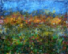 1.landscape. oil on canvas. 40x50cm. 201