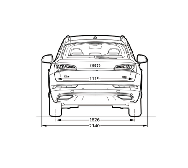 Q5 rear