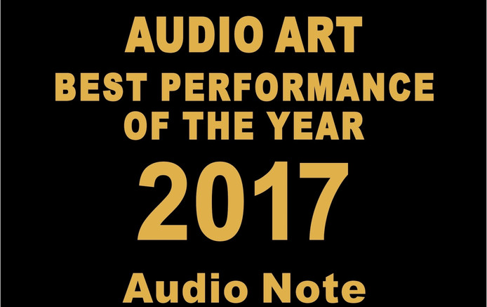 Audio Art Magazine - Product of the Year