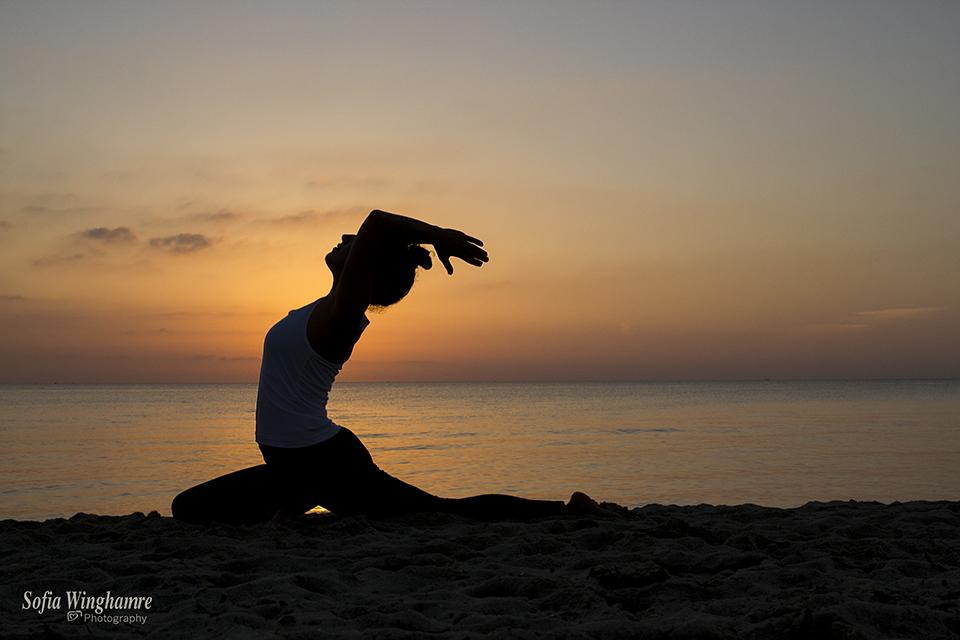 Mallorca yoga photography