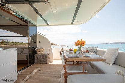 motor yacht photo mallorca