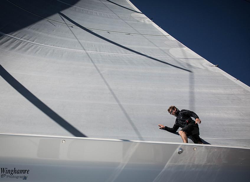 sail yacht photographer Mallorca