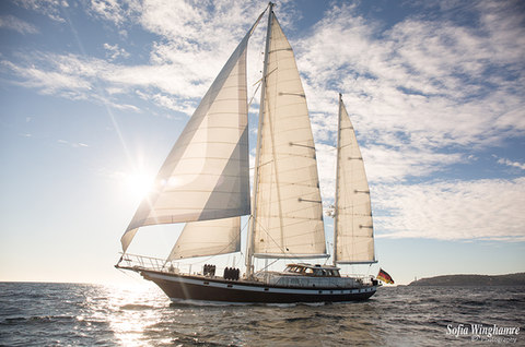 Yacht photohraphy in Mallorca
