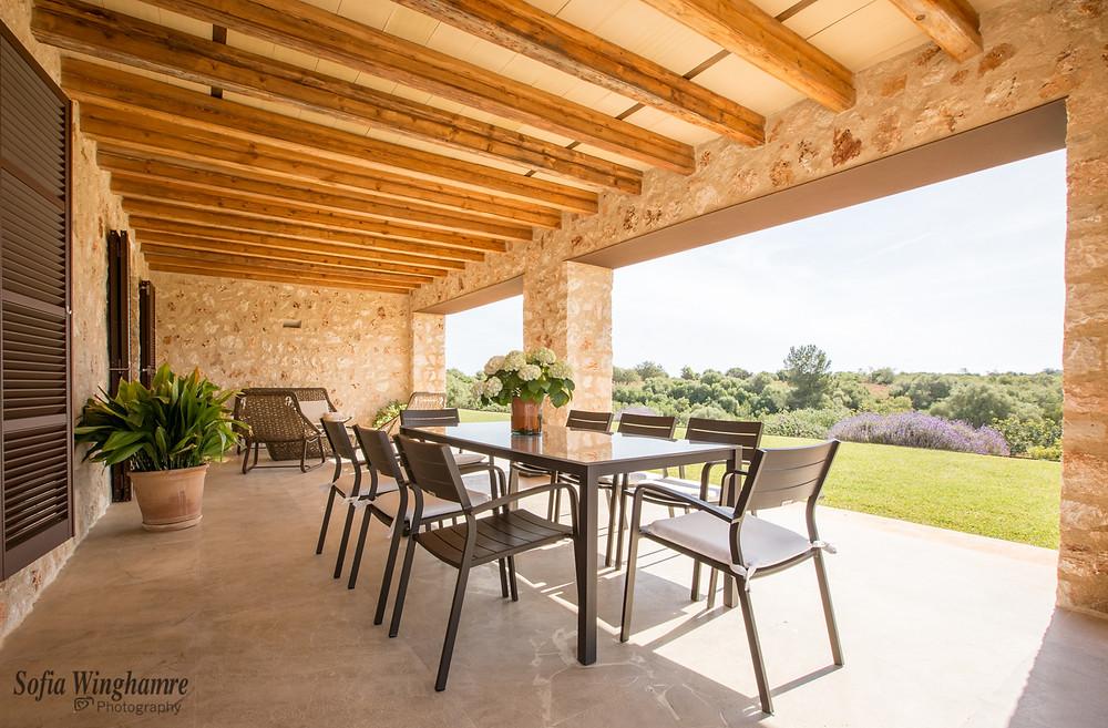 Beautiful villa to rent in mallorca