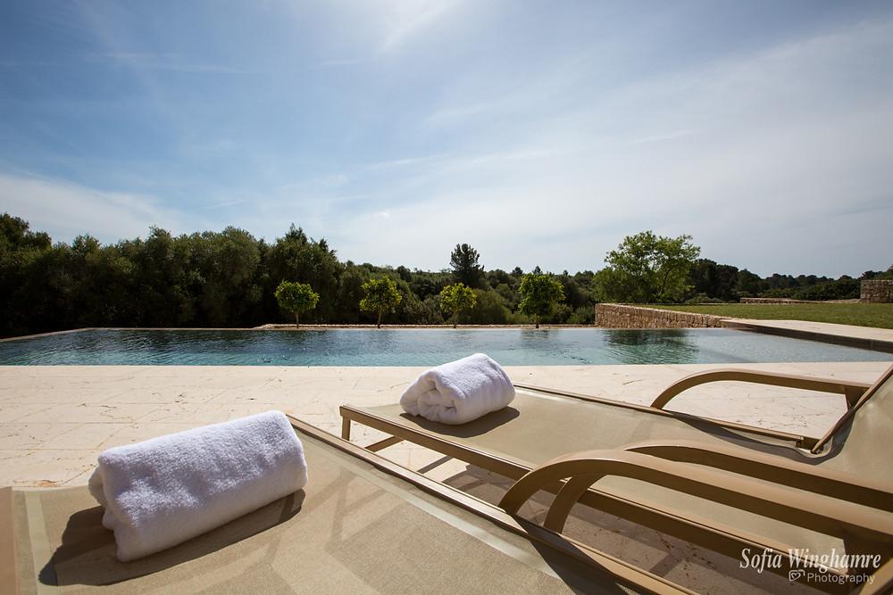 Villa real estate photography in Mallorca