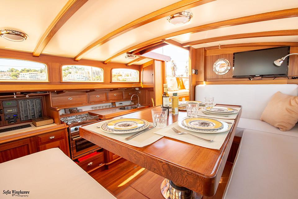 Mallorca yachting photography