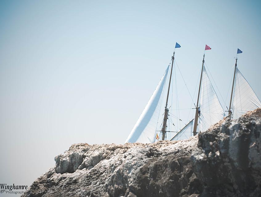 Sailing photography Mallorca