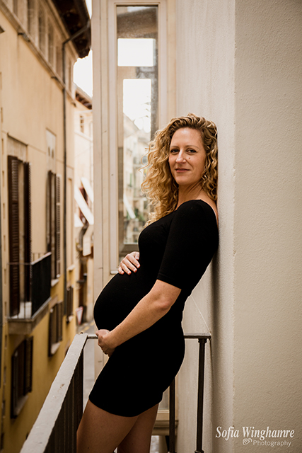 Maternity photography in Mallorca
