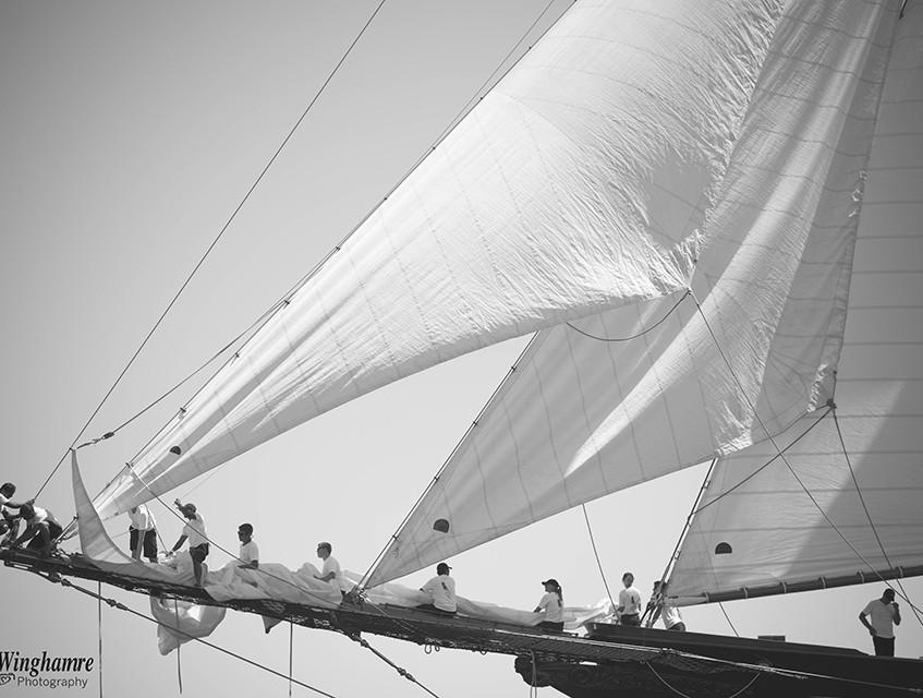 sailing photographer mallorca