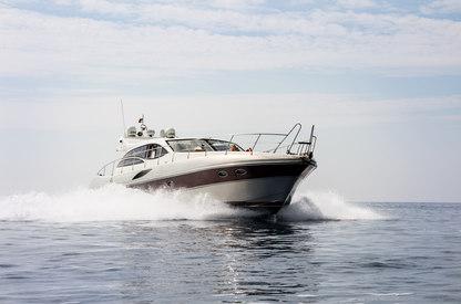Mallorca motor yacht photography