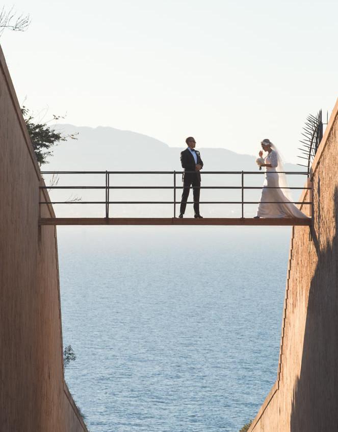 Mallorca wedding, Cap Rocat