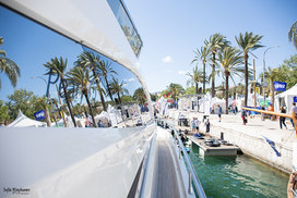 yacht photographed in Palma de Mallorca