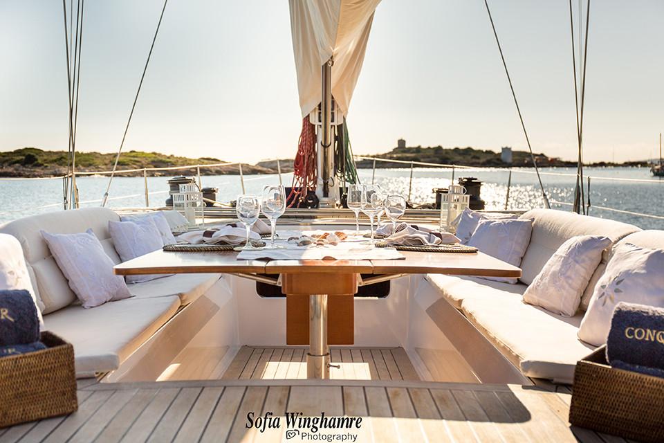 Mallorca yacht photography