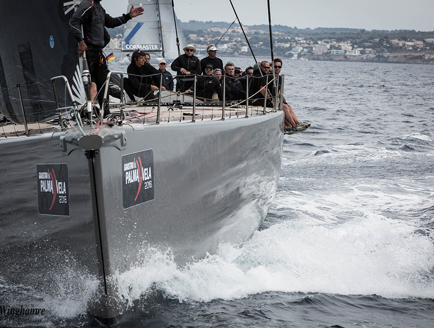 Mallorca regatta photographer