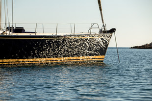 Sailing yacht photography