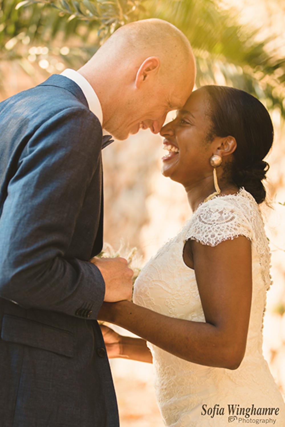 svensk bröllops fotograf på Mallorca