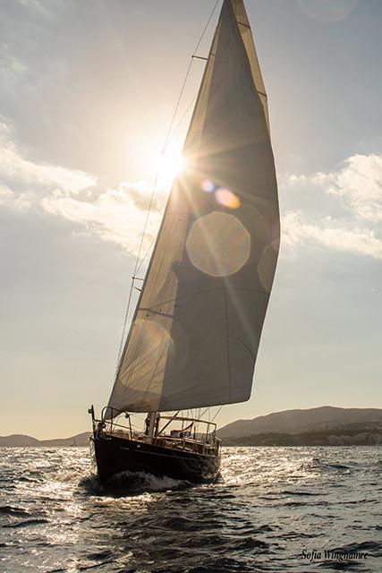Palma de Mallorca yacht photography